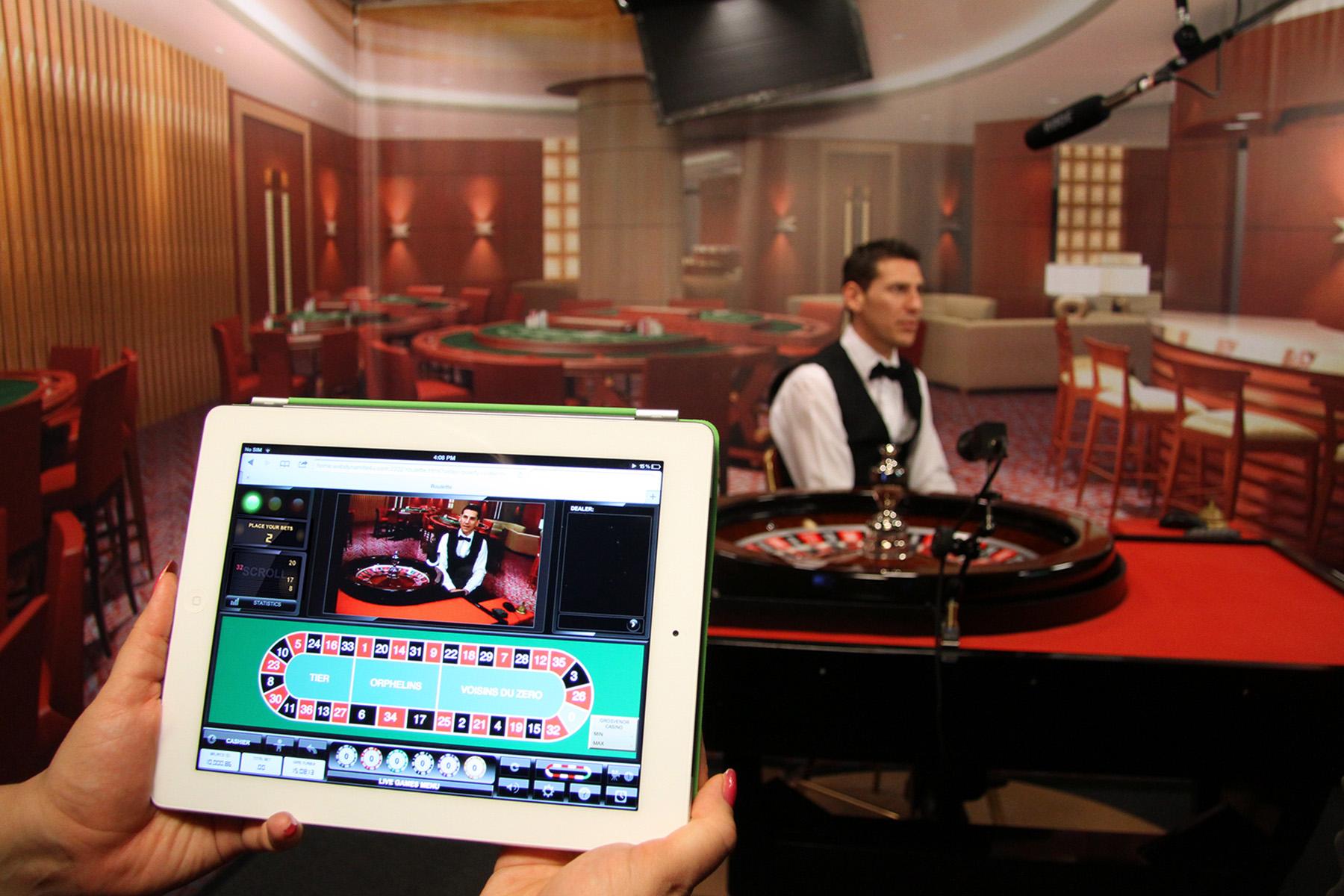 Live casino Polska